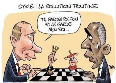Man - Poutine Obama